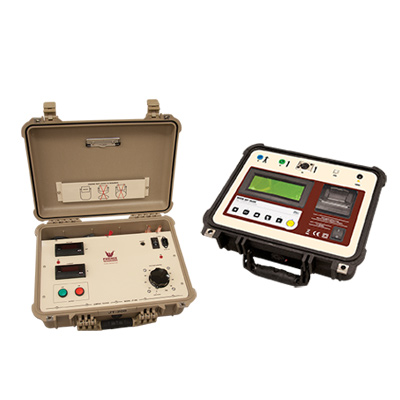 Portable high voltage test systems